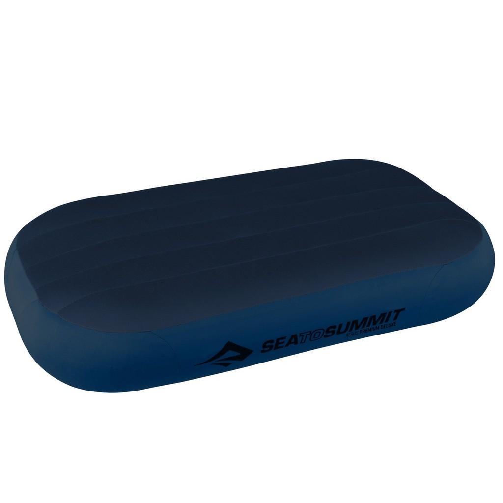 Summit Aeros Premium Pillow Deluxe Navy