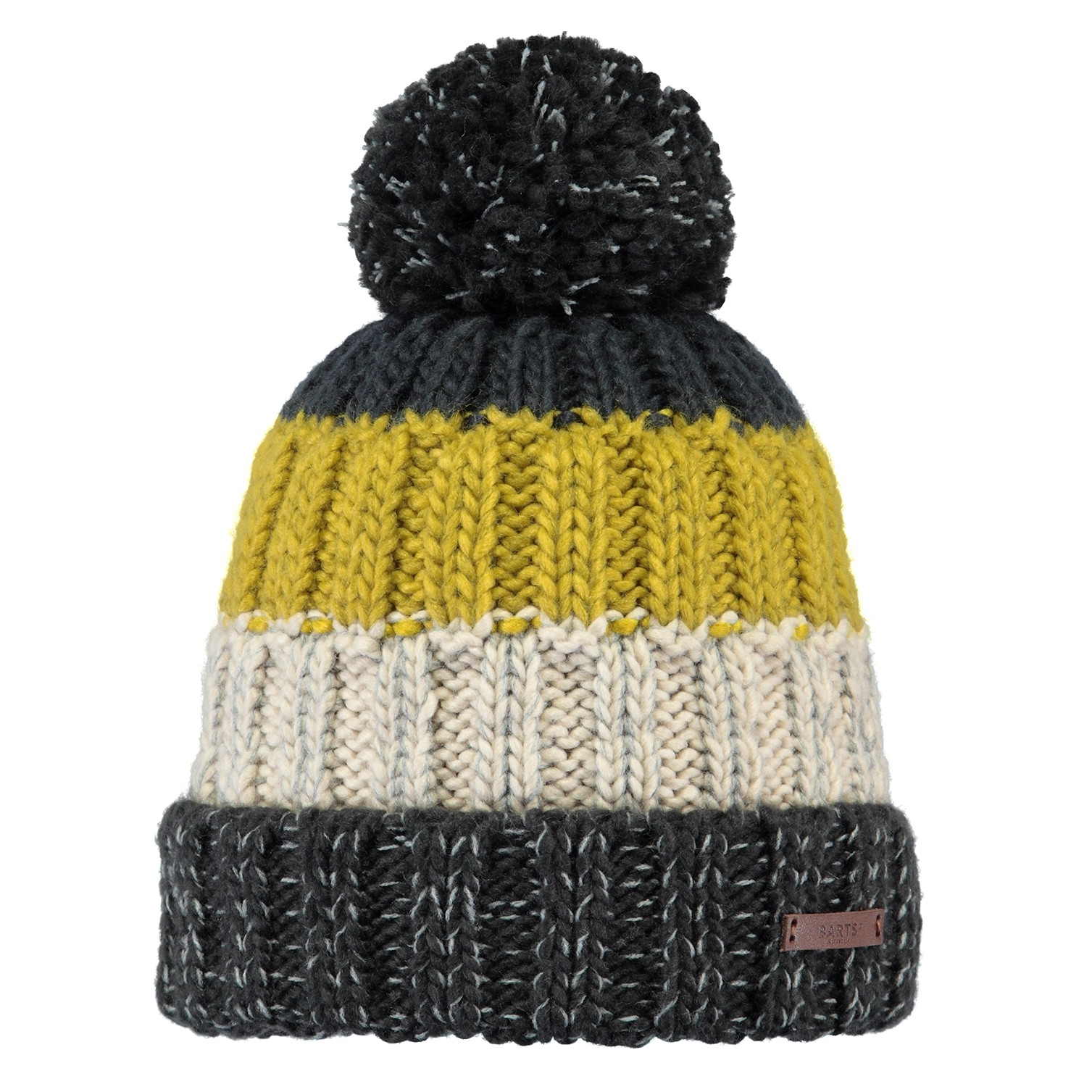 Barts Wilhelm Beanie Mens - Yellow