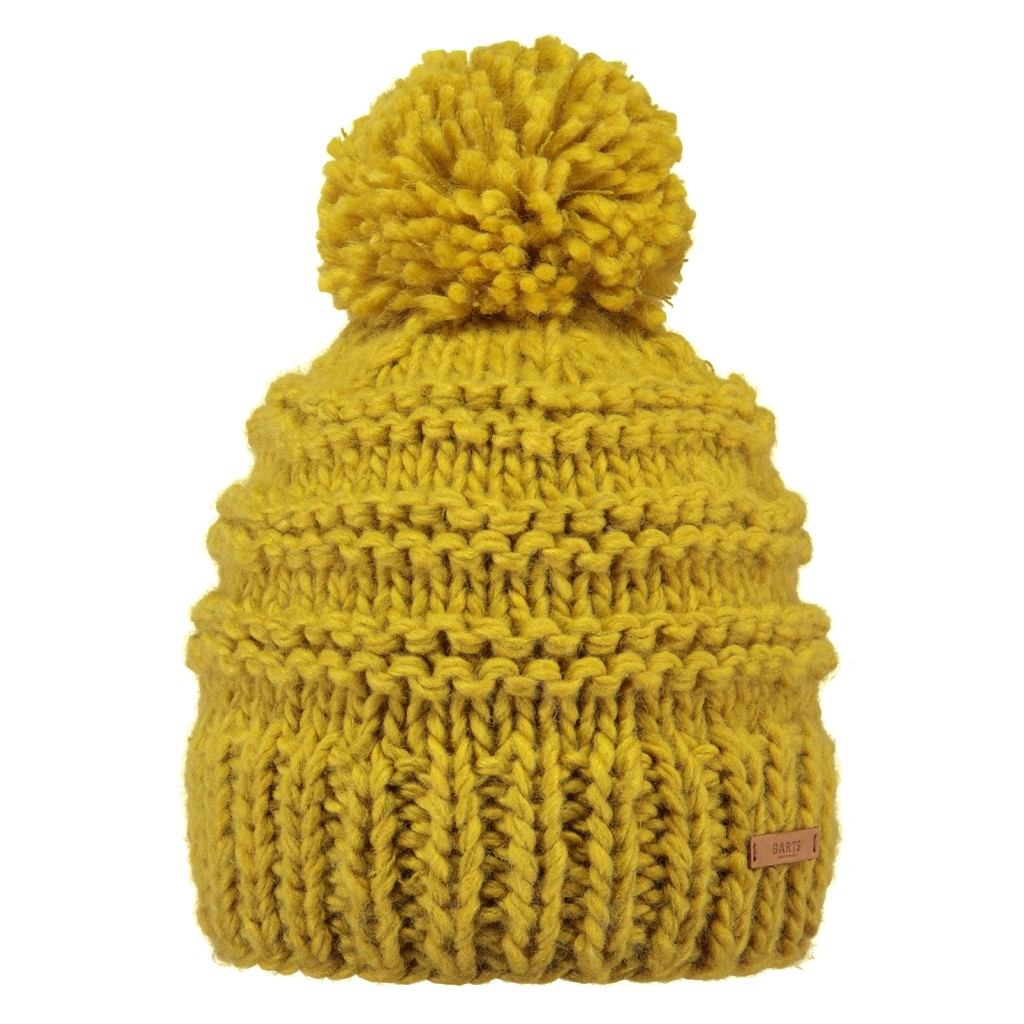 Barts Jasmin Beanie Womens - Yellow