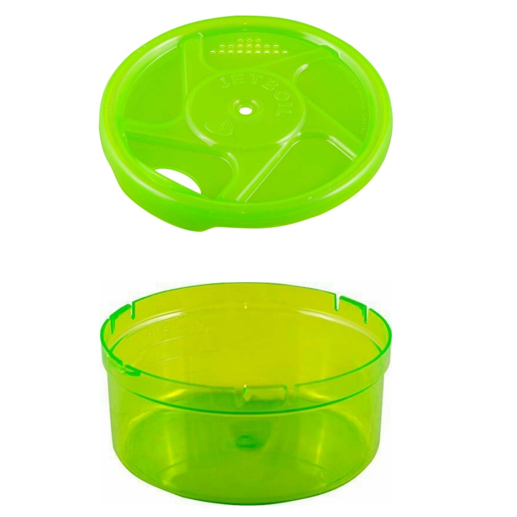 Jetboil FLASH Lid & FLASH Skirt Cover - Ecto Green