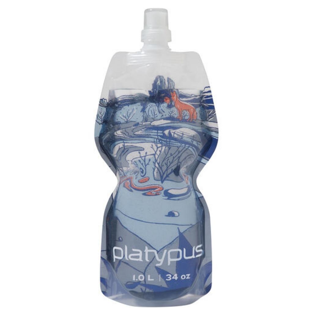 Platypus 1L SoftBottle w/ Push-Pull Cap - Arroyo