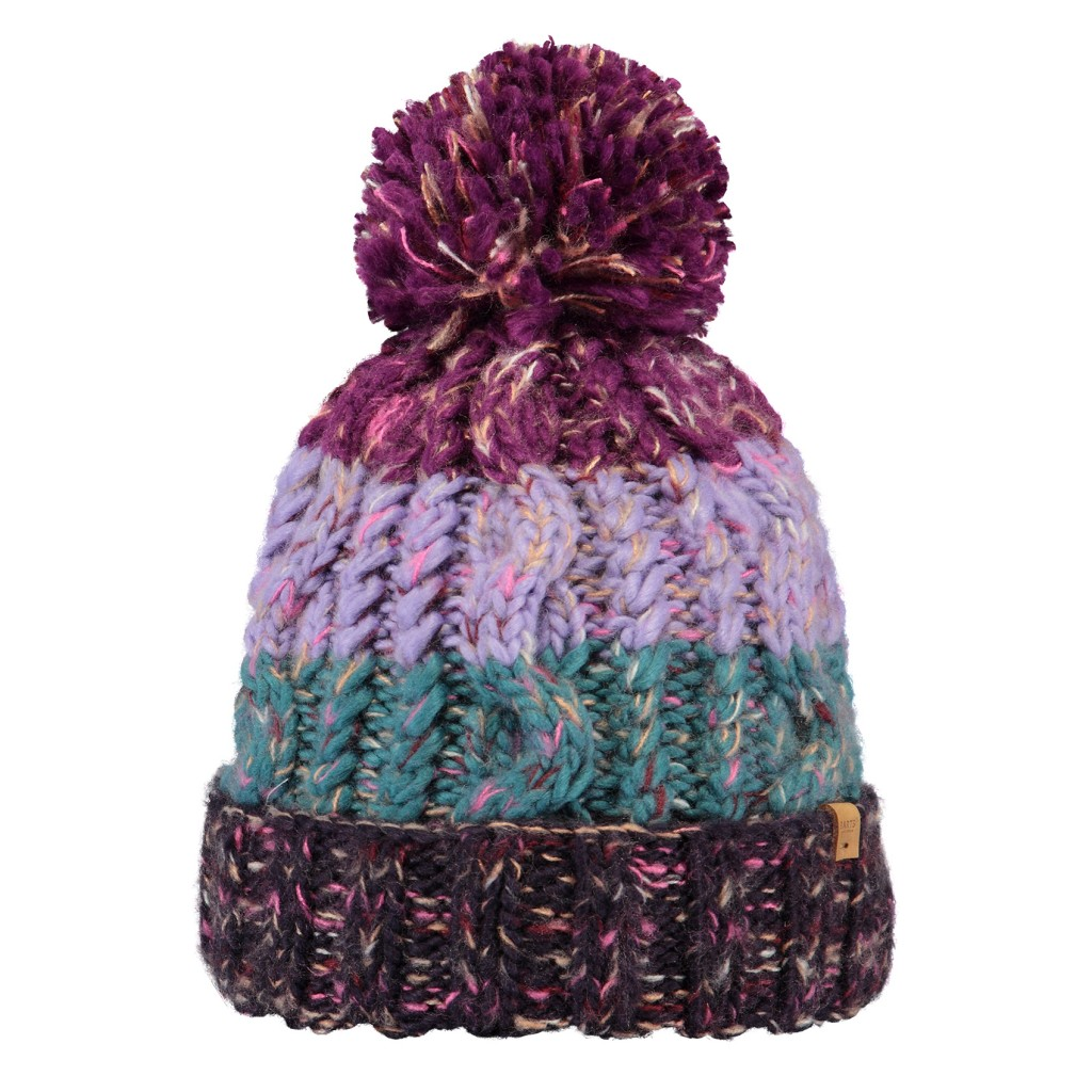 Barts Sandy Beanie Womens - Purple