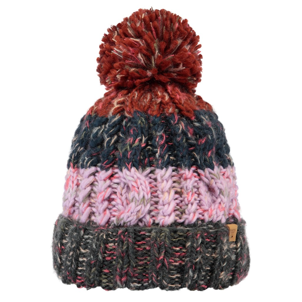 Barts Sandy Beanie Womens - Dark Heather