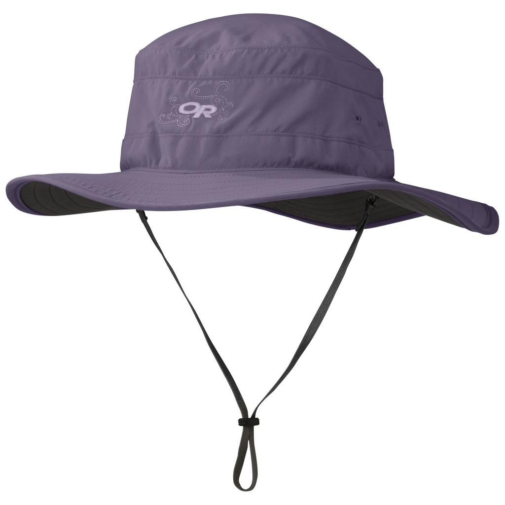 Outdoor Research Solar Roller Sun Hat Womens - Fig