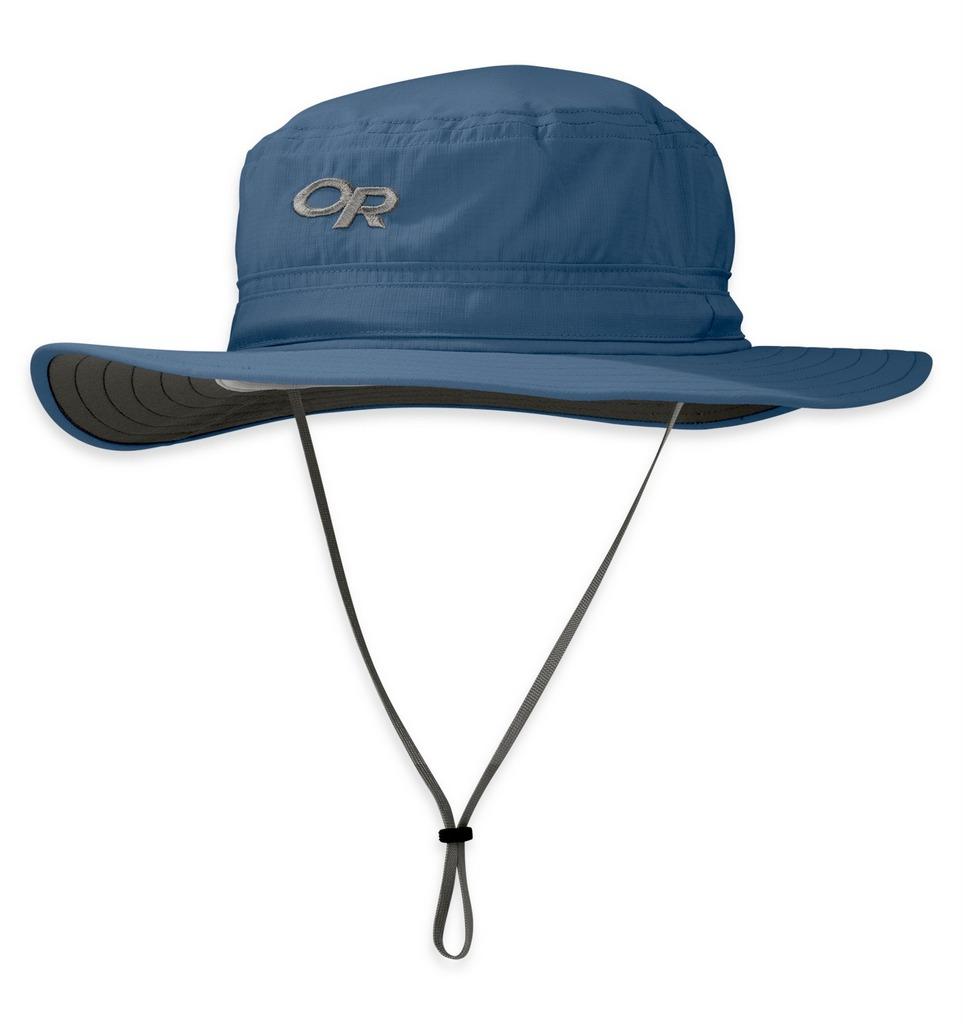 Outdoor Research Helios Sun Hat - Dusk Blue