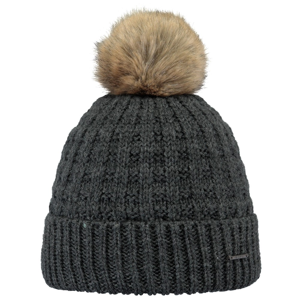 Barts Filippa Beanie Womens - Dark Heather