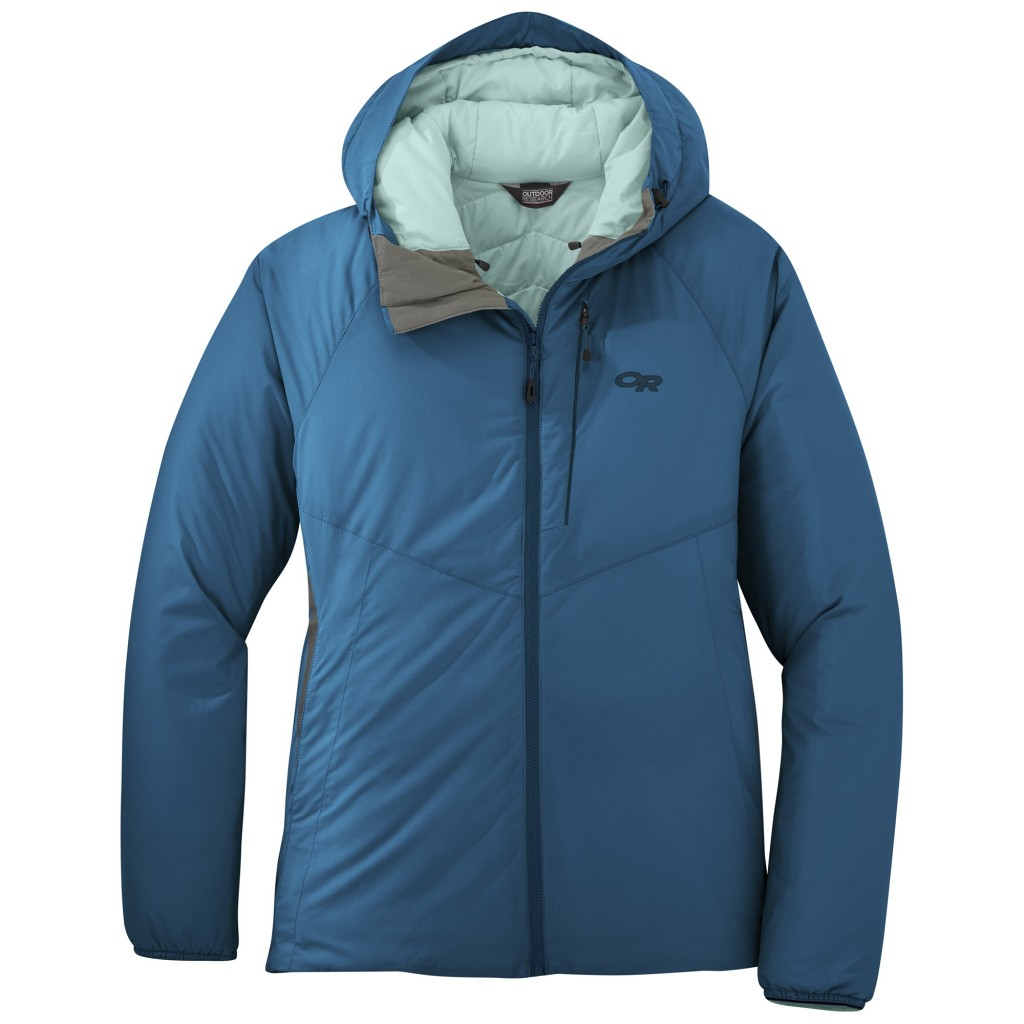 Outdoor Research Refuge Hooded Synthetic Insulated Jacket Womens