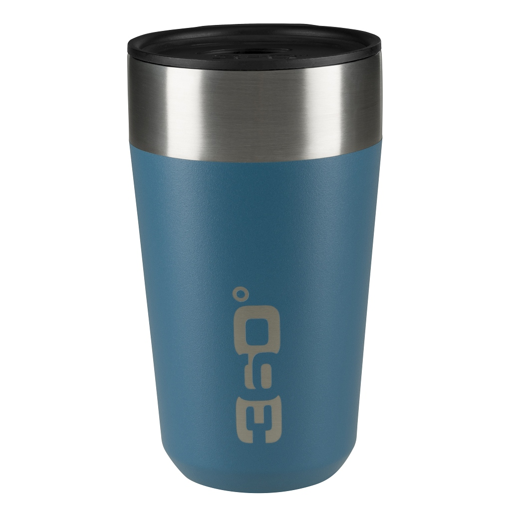 360 Degrees Vacuum Insulated 475ml Travel Mug - Denim
