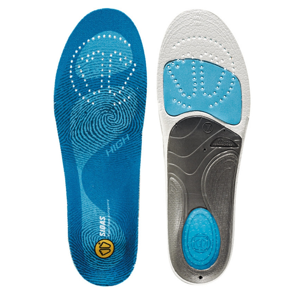Sidas 3Feet High Arch Insoles
