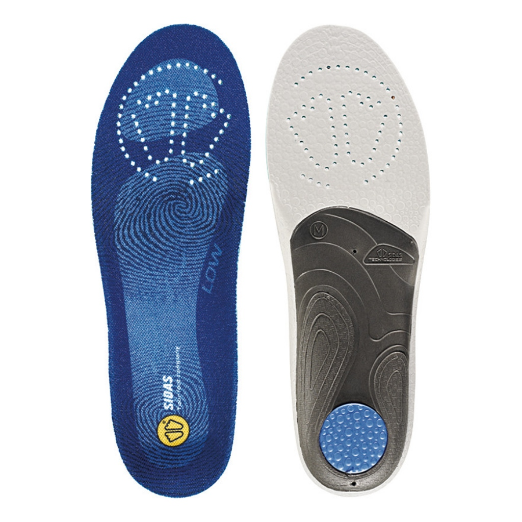 Sidas 3Feet Low Arch Insoles