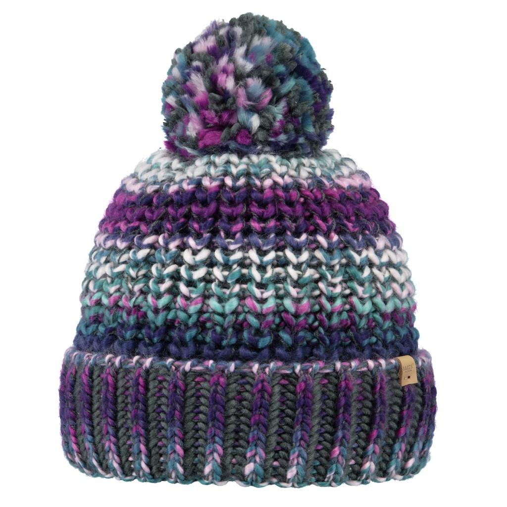 Barts Jevon Beanie Womens - Purple