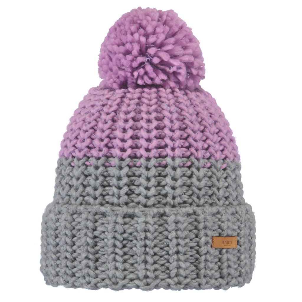 Barts Jorke Beanie Womens - Heather Grey