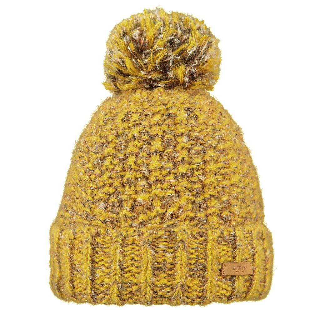 Barts Aitane Beanie Womens - Yellow