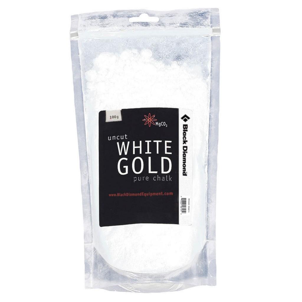 Black Diamond White Gold Pure Chalk 100g