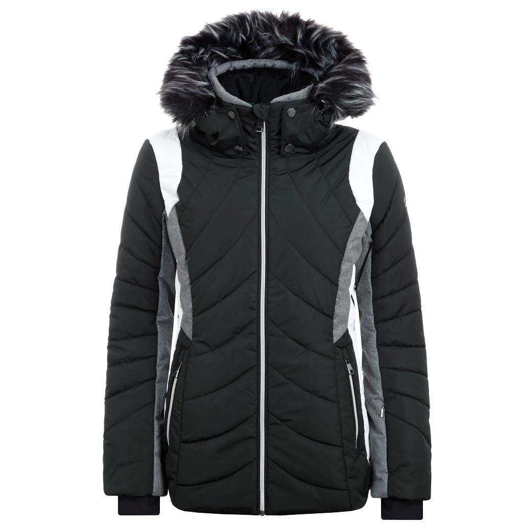 Luhta Embom Ski Jacket Womens Black
