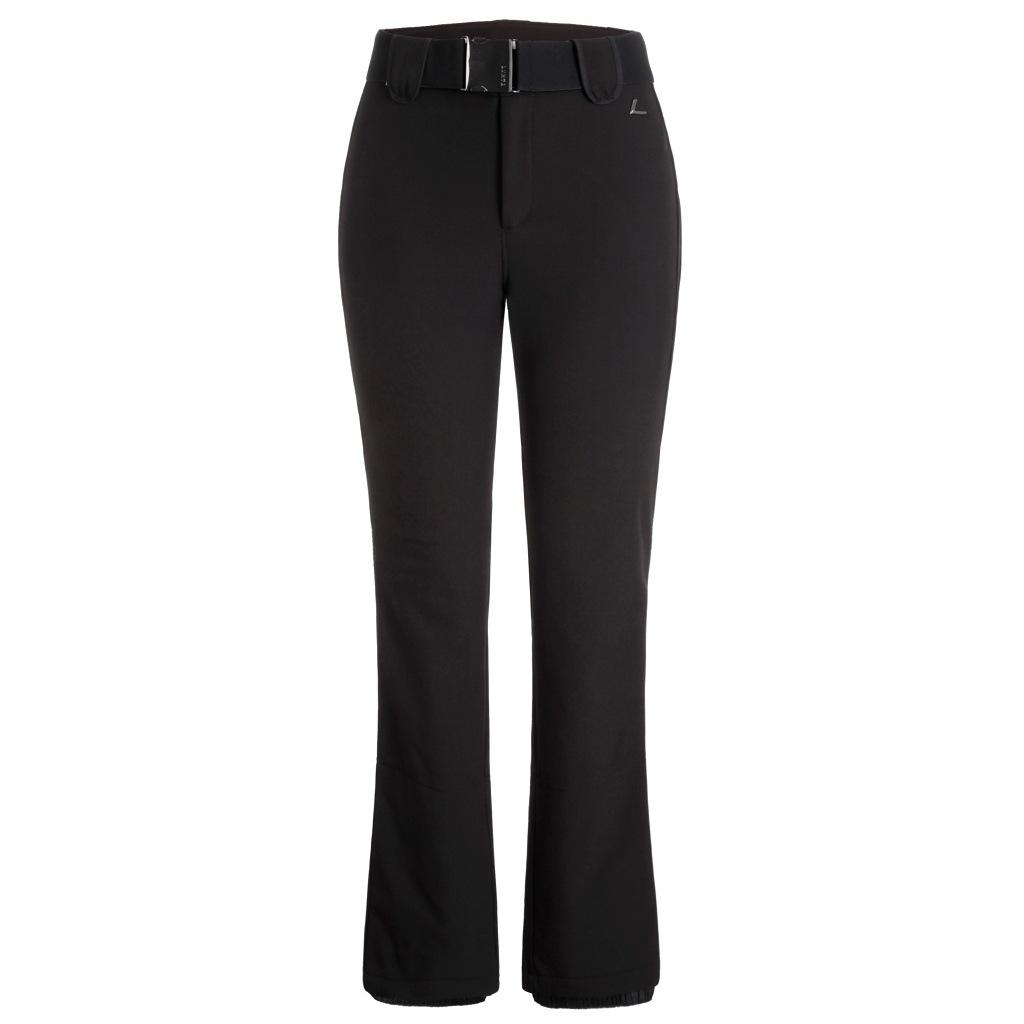 Luhta Joentaus Softshell Ski Pants Black - Short or Regular Leg Length