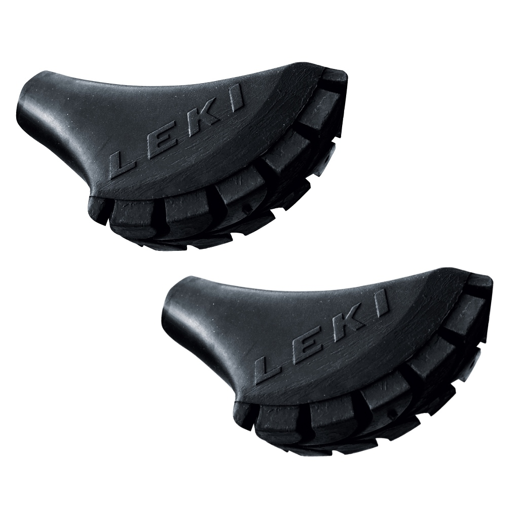 Leki Rubber Tip Pads for Leki Nordic Walking Poles