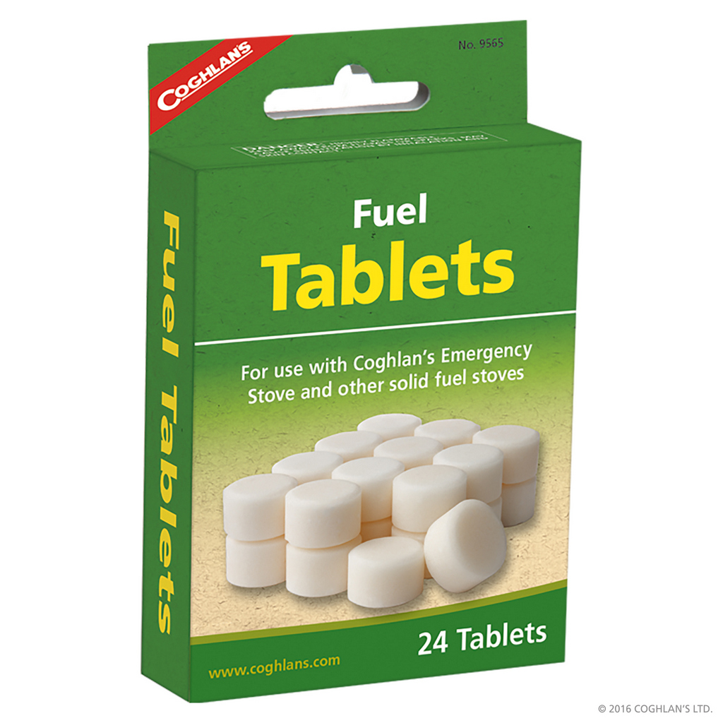 Coghlans Solid Fuel Tablets