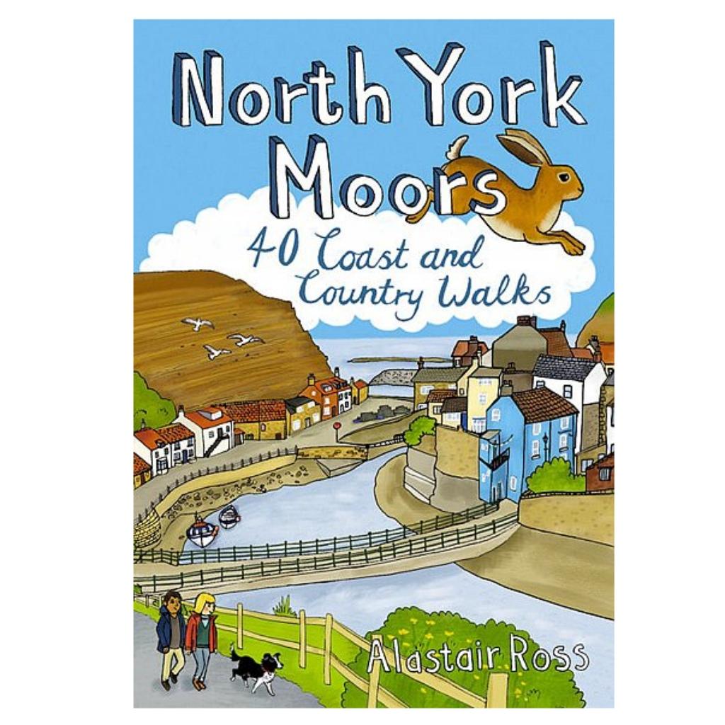 North York Moors: 40 Coast & Country Walks