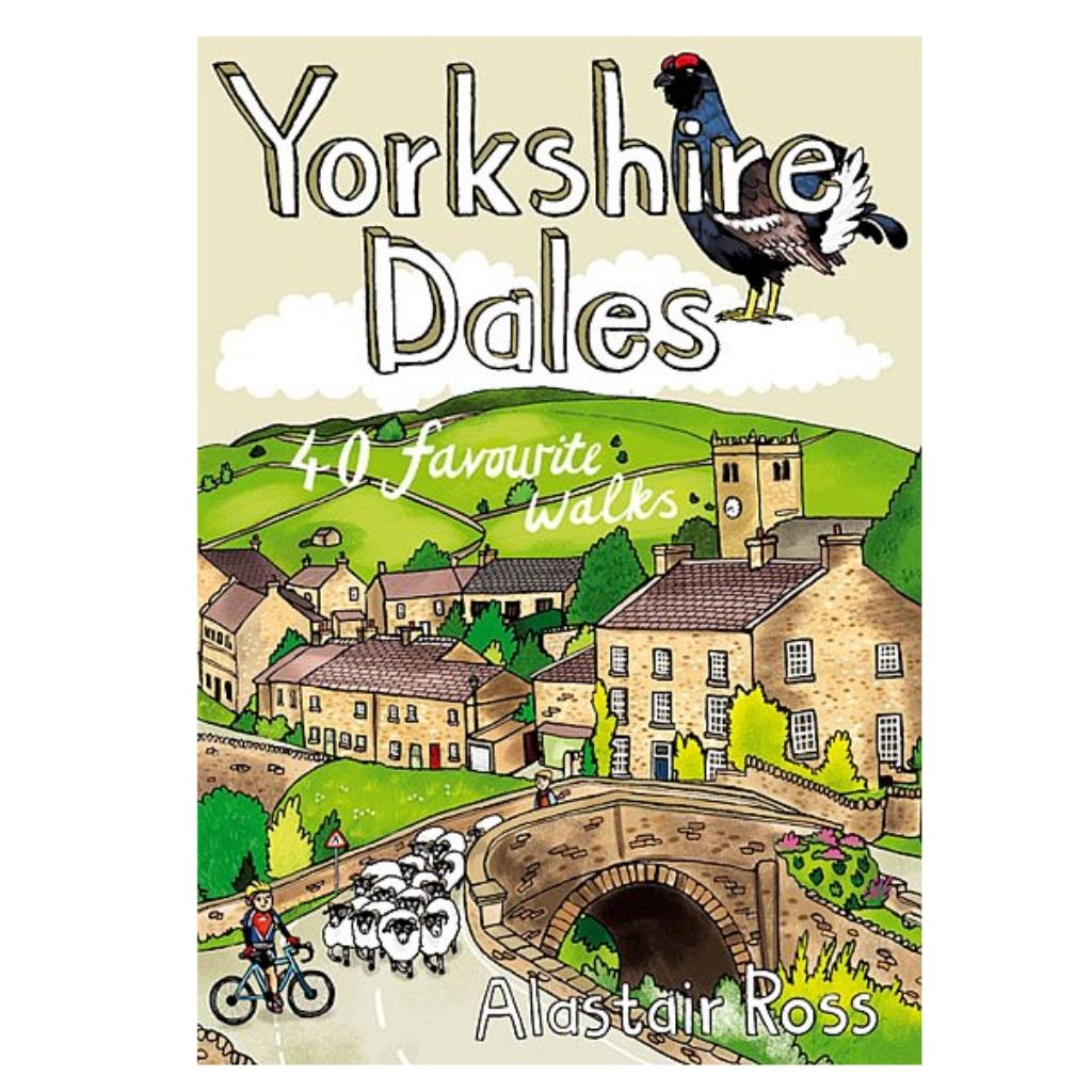 Yorkshire Dales: 40 Favourite Walks