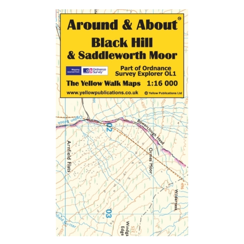 Around & About - Black Hill & Saddleworth Moor