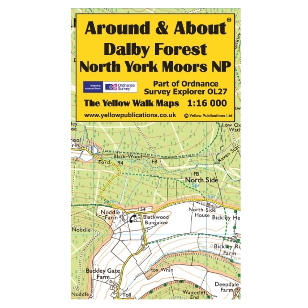 Around & About - Dalby Forest, North York Moors NP