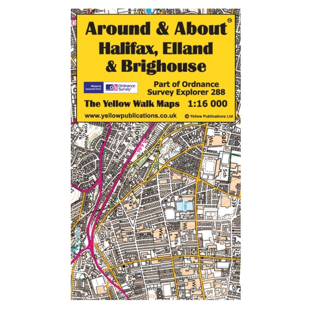 Around & About - Halifax, Elland & Brighouse