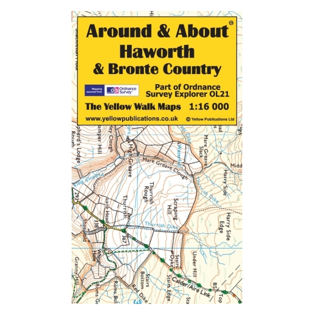 Around & About - Haworth & Bronte Country