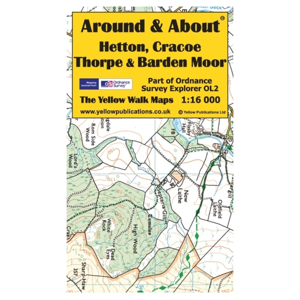 Around & About - Hetton, Cracoe, Thorpe & Barden Moor