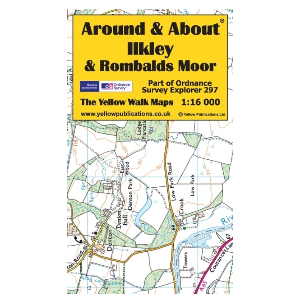 Around & About - Ilkley & Rombalds Moor