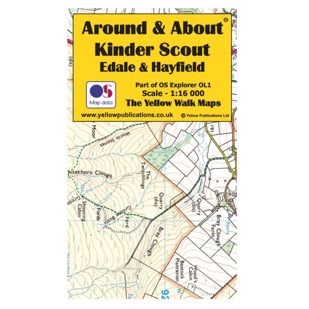 Around & About - Kinder Scout, Edale & Hayfield