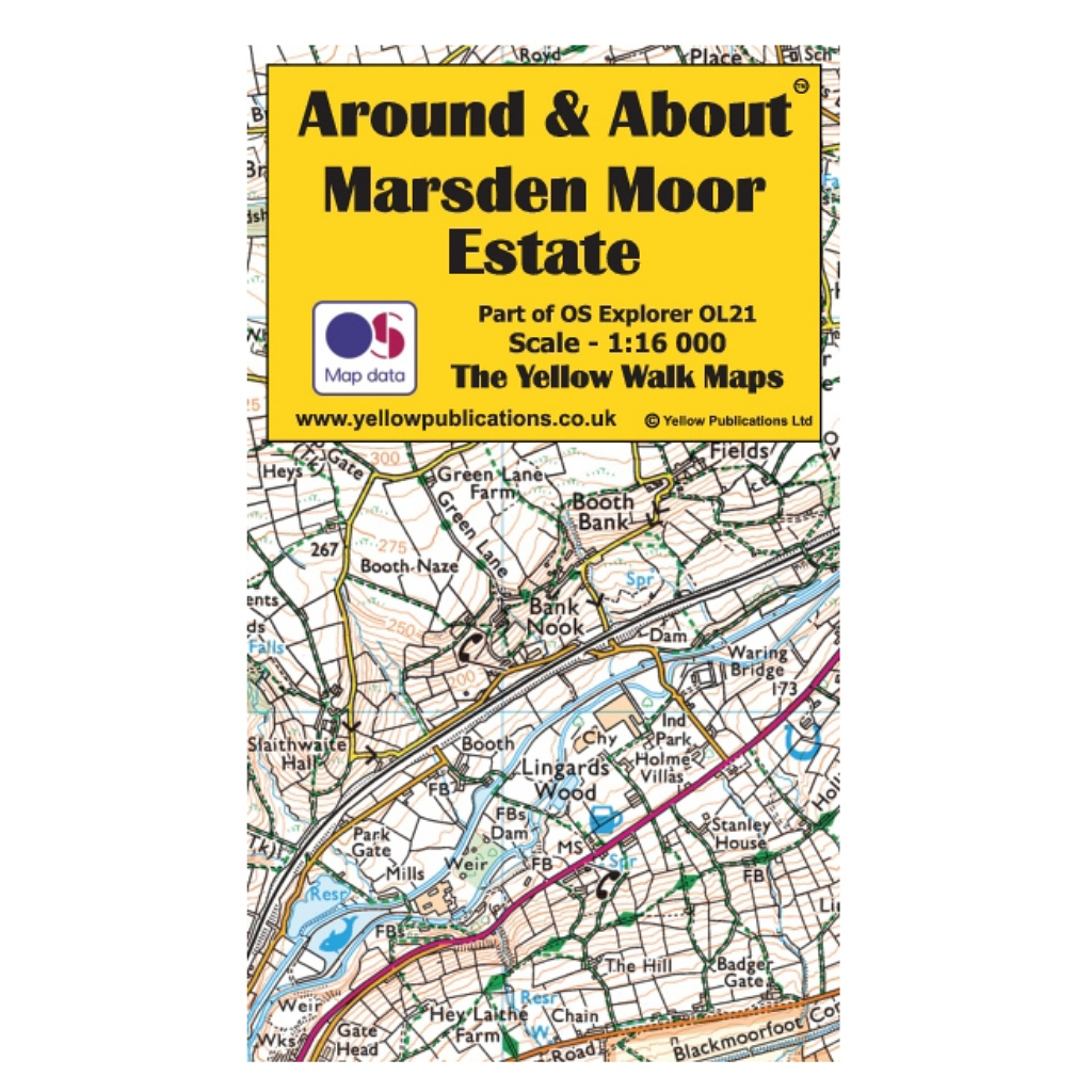 Around & About - Marsden Moor Estate