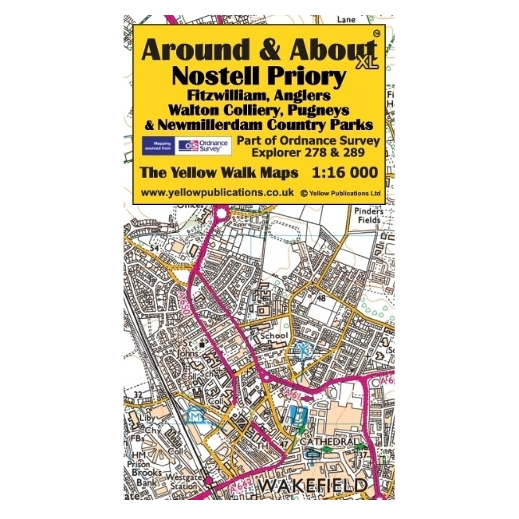 Around & About XL - Nostell Priory, Fitzwilliam, Anglers, Walton Colliery