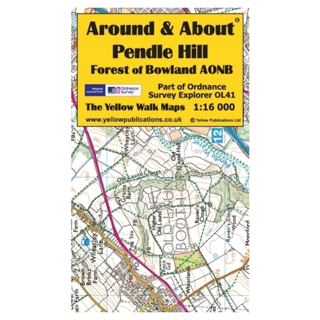 Around & About - Pendle Hill, Forest of Bowland AONB