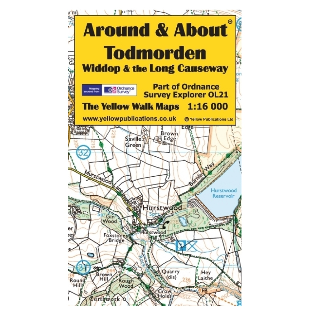 Around & About - Todmorden, Widdop & the Long Causeway