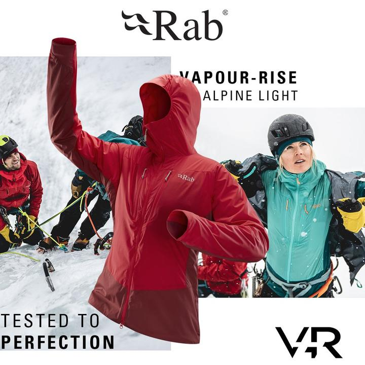 NEW FROM RAB Available AW 2020