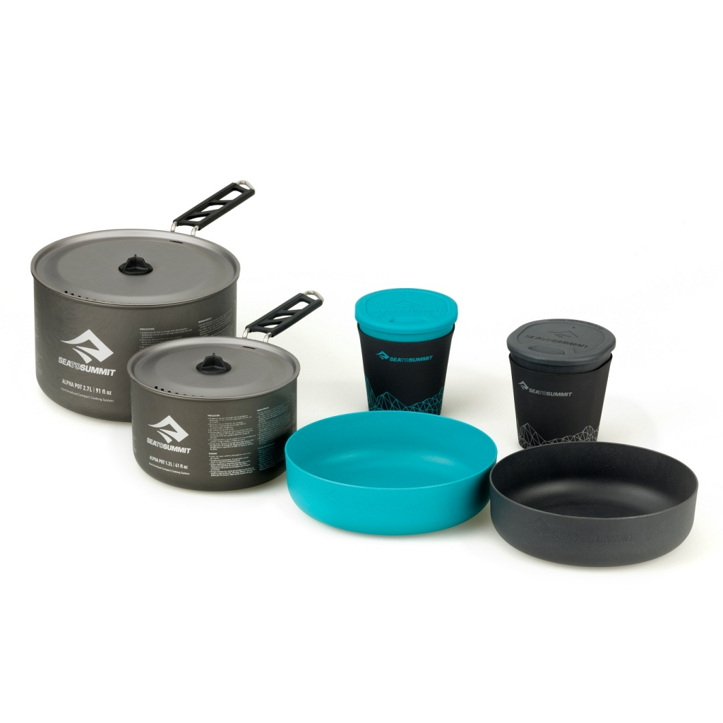 Sea to Summit AlphaSet 2.2 Cook Set -  2 Person