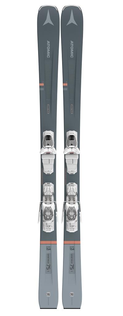 Atomic Vantage 75 C Ski Set Womens 20/21