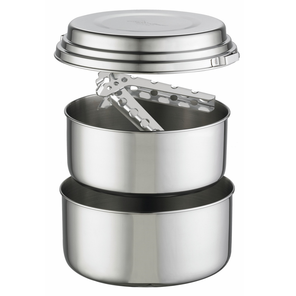 MSR Alpine 2 Pot Set Stainless Steel