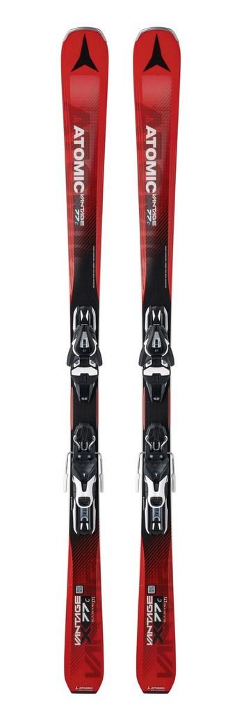 Atomic Vantage X 77 C Ski Set 17/18