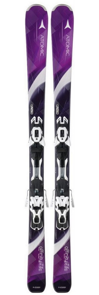 Atomic Affinity XT Sky Ski Set Womens 15/16