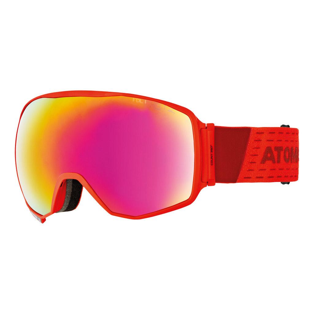 Atomic Count 360° HD Ski Goggles Unisex