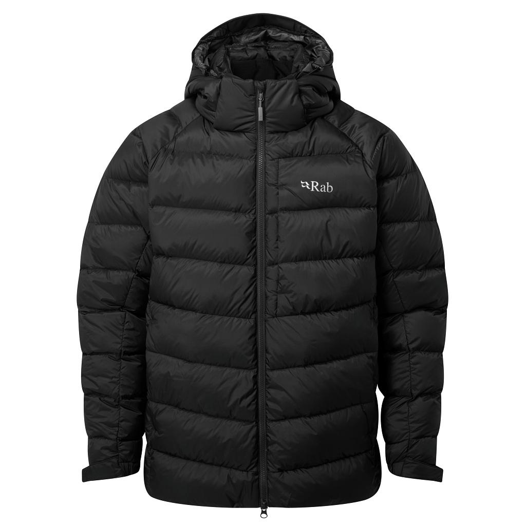 Rab Axion Pro Recycled Down Jacket Mens - Black