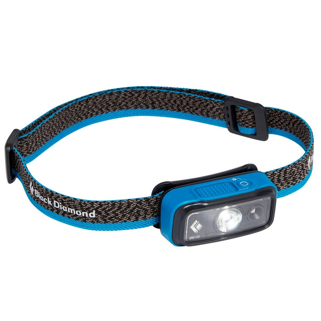Black Diamond SpotLite 160 Lumens Headlamp - Azul