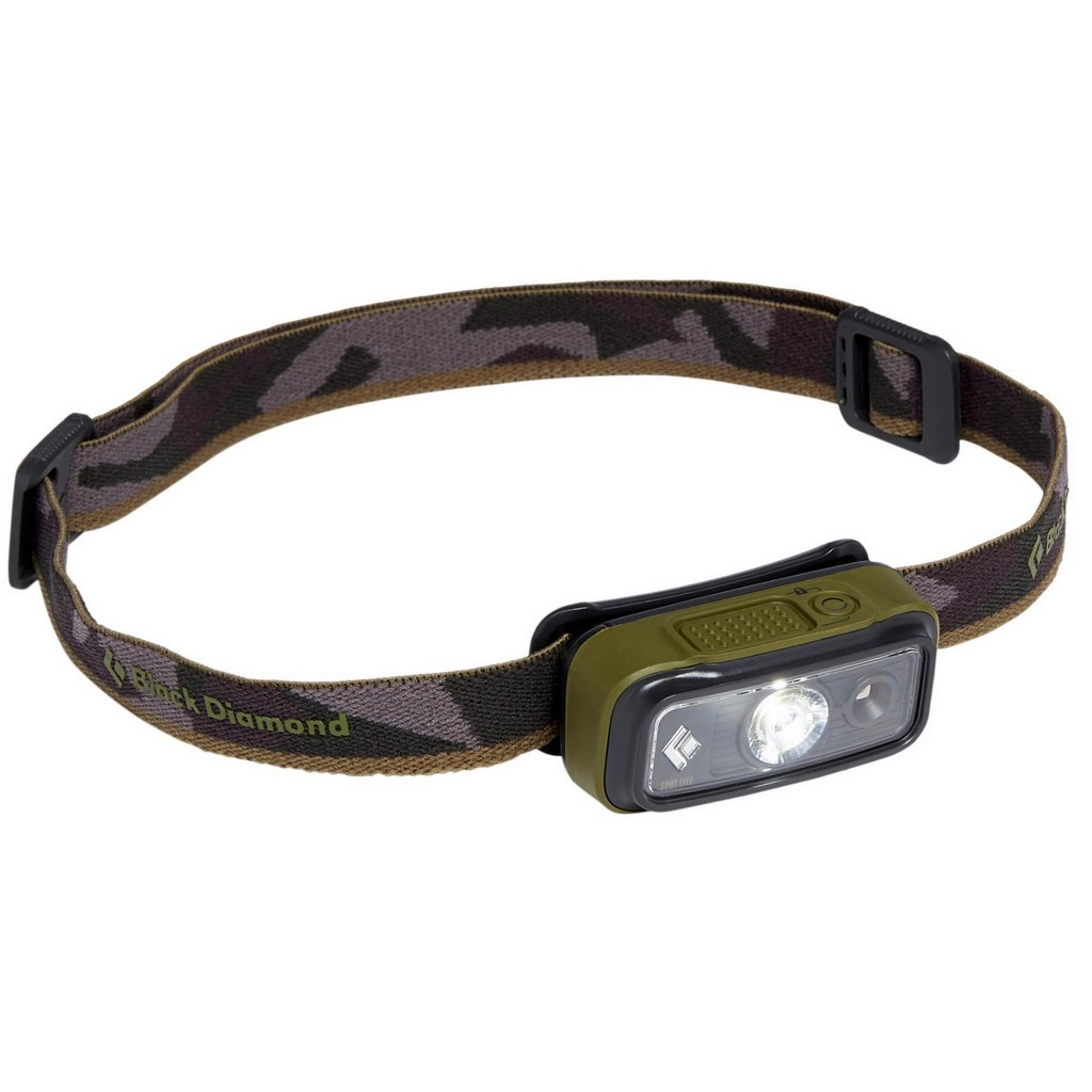 Black Diamond SpotLite 160 Lumens Headlamp - Dark Olive
