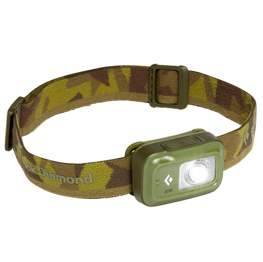 Black Diamond Astro 175 Lumens Headlamp - Dark Olive