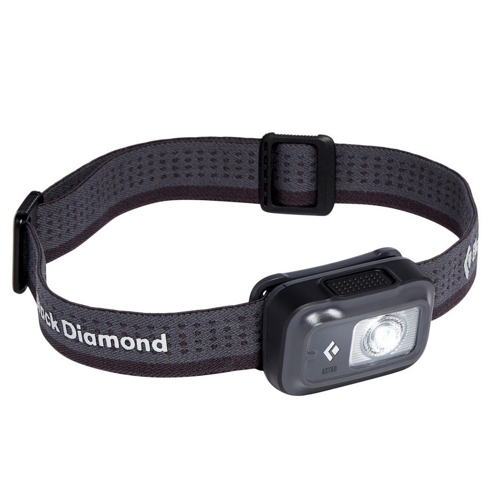 Black Diamond Astro 175 Lumens Headlamp - Graphite