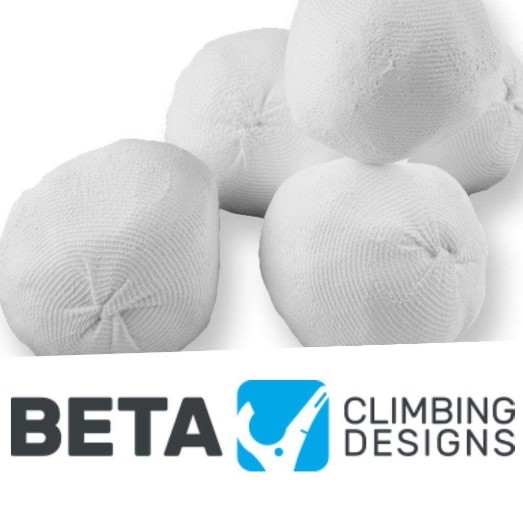 Beta Climbing Designs Chalk Ball 60g x 6