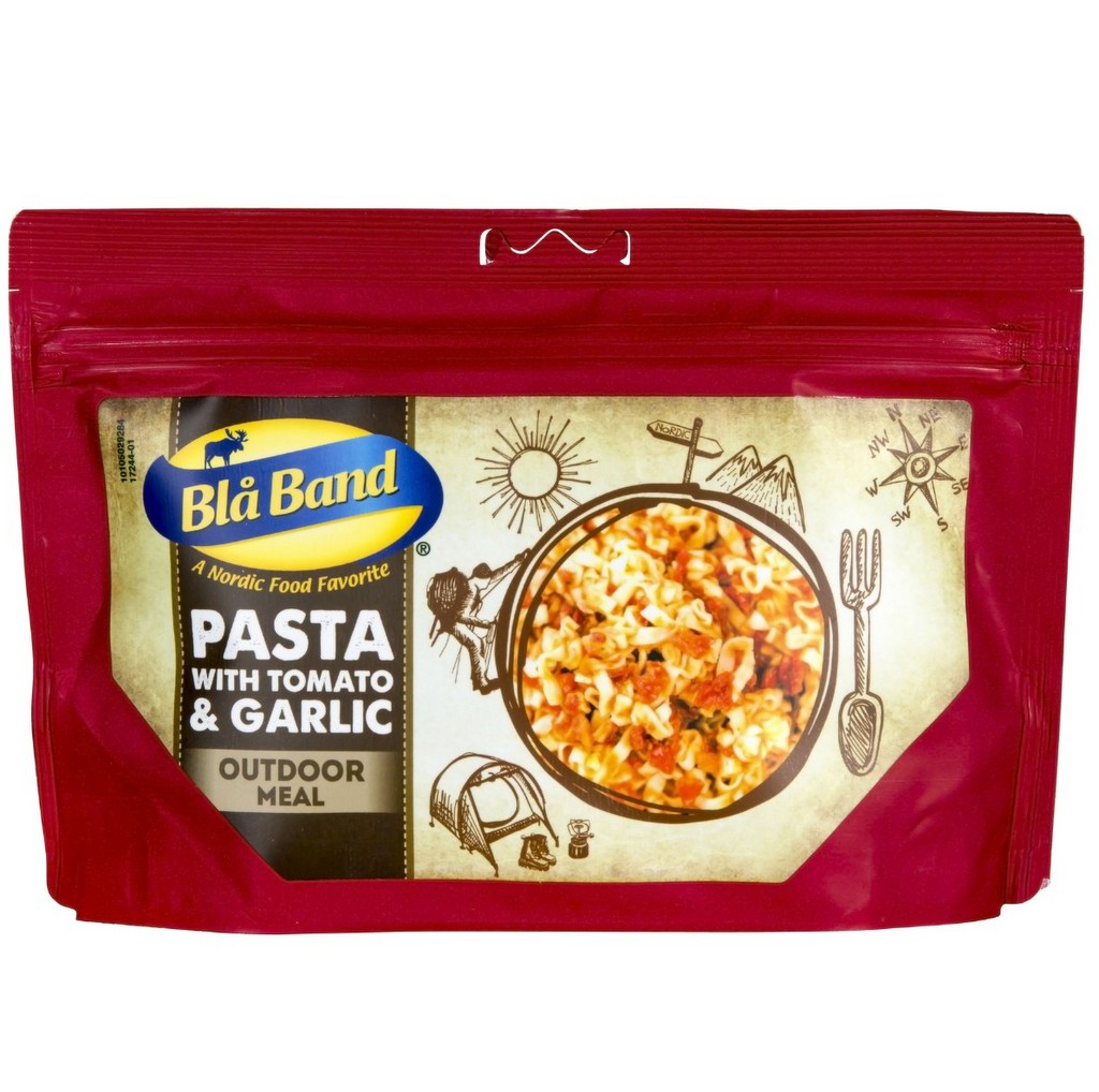 Bla Band Pasta with Tomato & Garlic