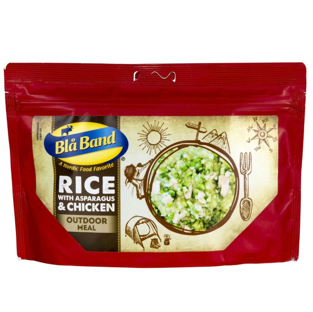 Bla Band Rice with Asparagus & Chicken